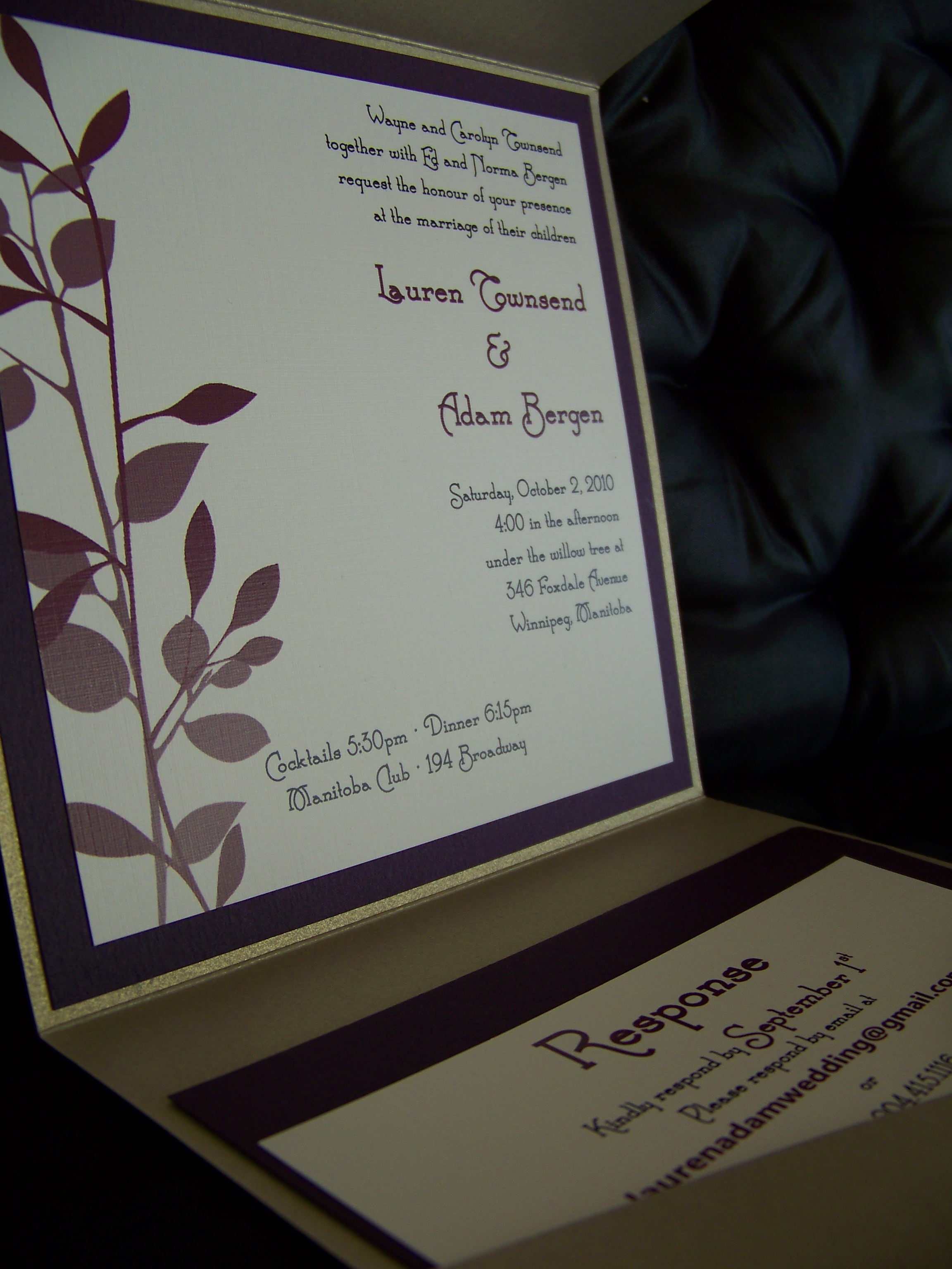 In So Many Words - Wedding Invitations, Event Invitations ...